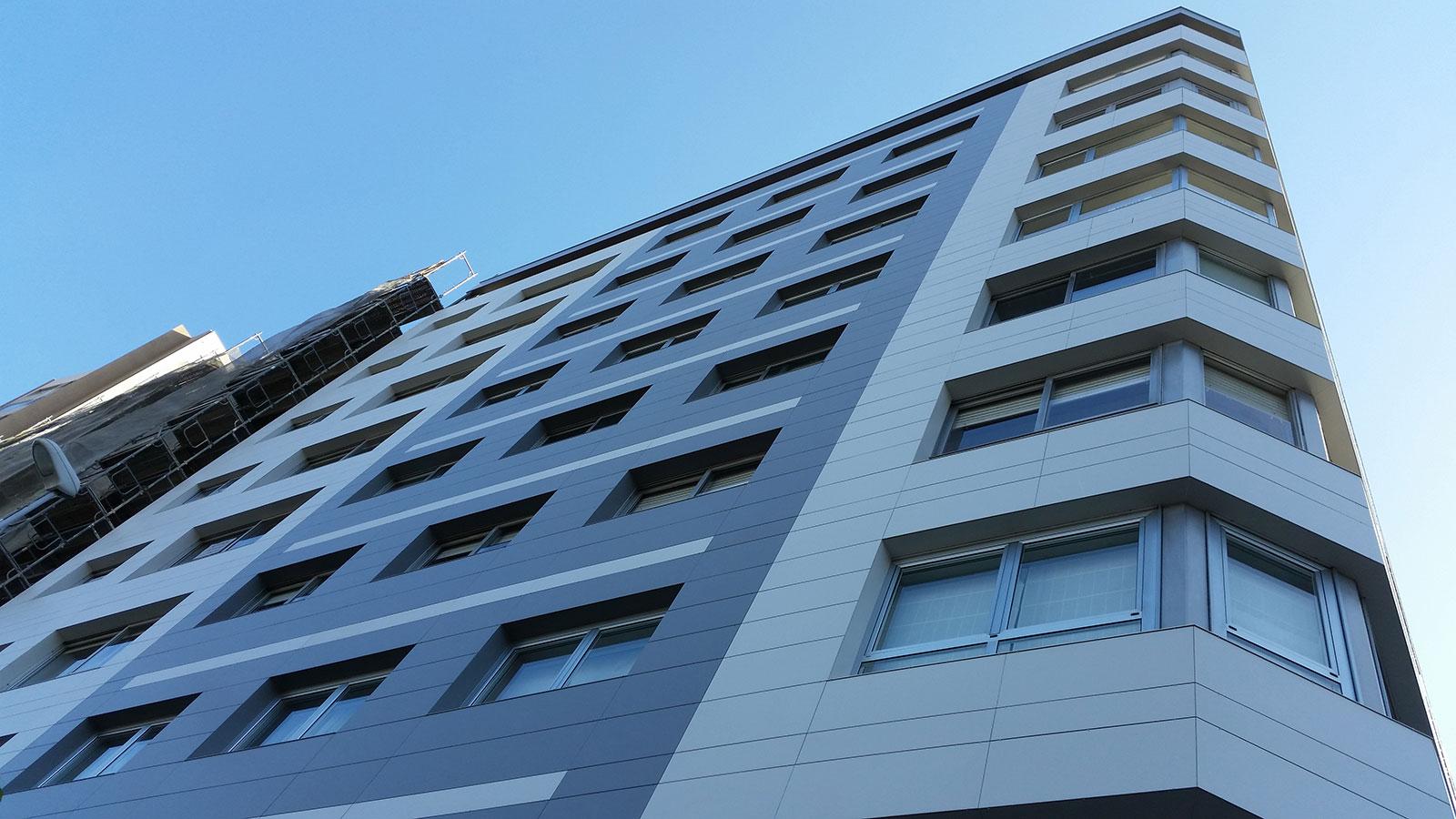 fachada ventilada coruña marmoleria jose rey