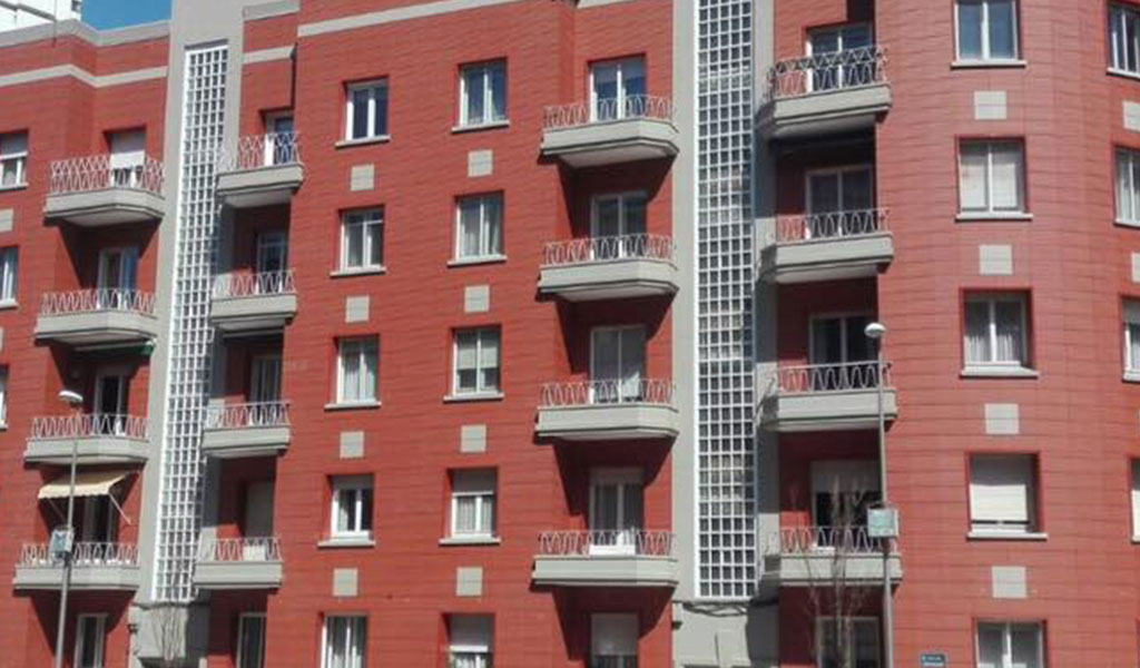 rehabilitación calle uruguay