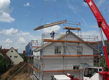 obras construcción empleo
