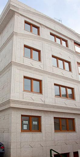 fachada Malpica edificio completo