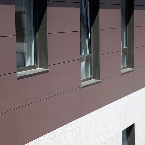 fachada ventilada granito ferrol colores